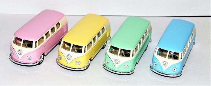 Volkswagen,Bus, Bulli, T1, Samba,1:32,