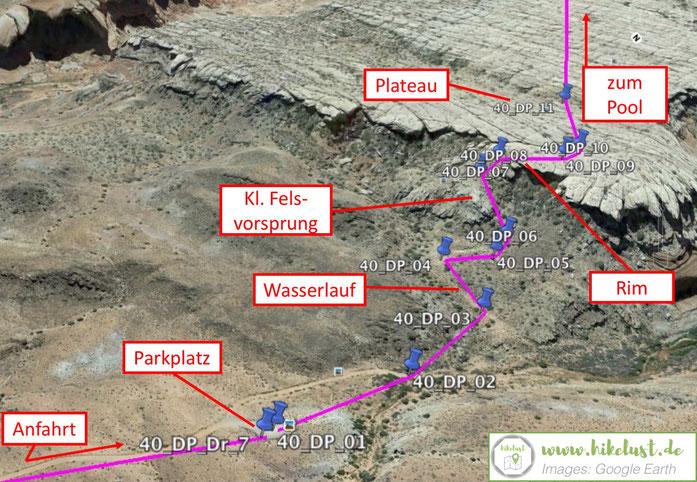 Delta Pool Utah nähe Utah
