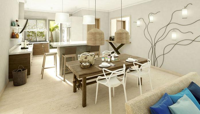 appartements res pour acquéreurs étrangers ile maurice GRAND BAIE