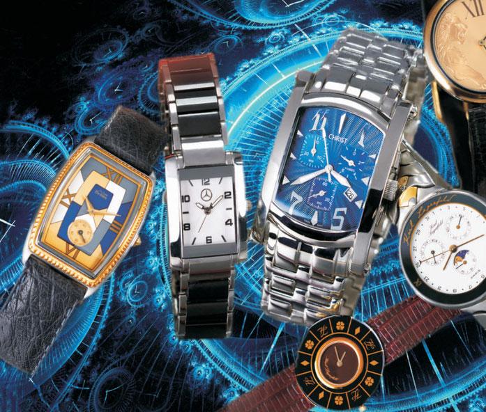 Uhren für unsere Großkunden