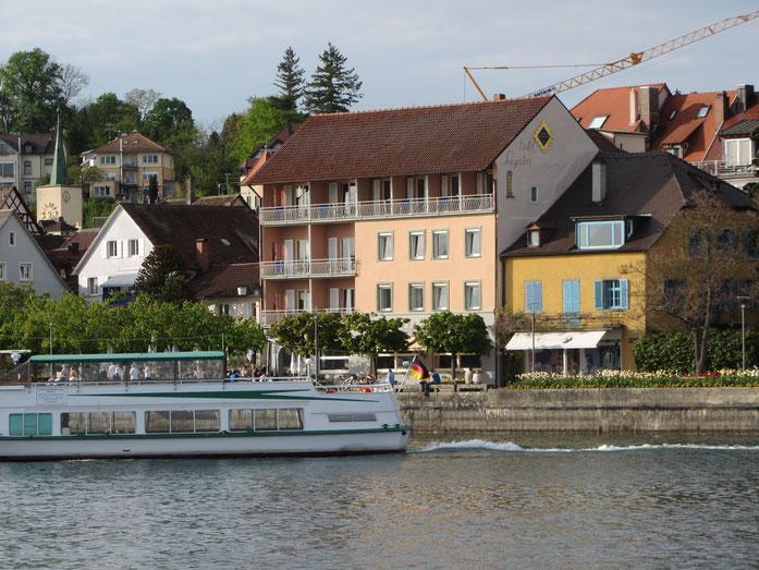 Modegeschäft am Bodensee