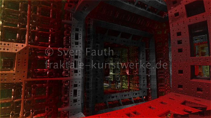 Sven Fauth - 3D Fraktal - Mandelbulber - Fraktale Kunst