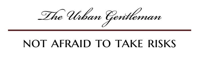Bild: The Urban Gentleman not afraid to take risks