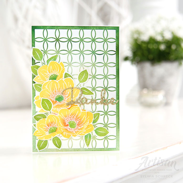 florale freude-stempel-einfach for stampinup