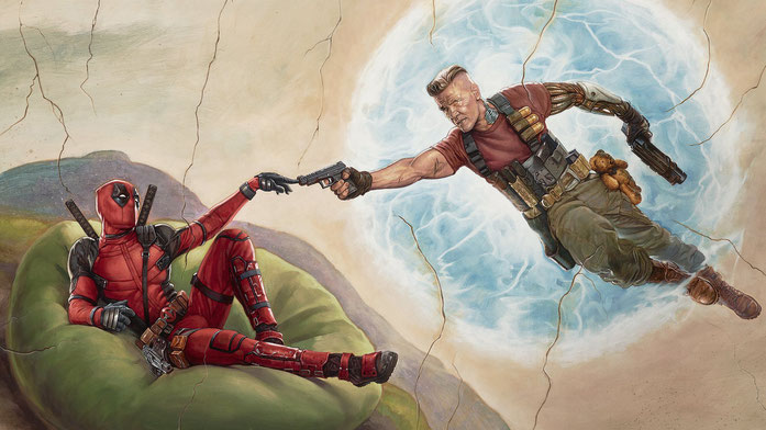 Deadpool 2 FANwerk Top 3 Filme 2018