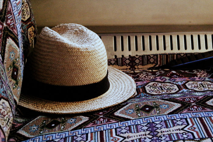 mein Hut
