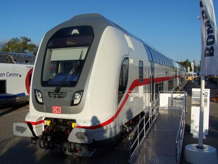 ICx der Deutschen Bahn
