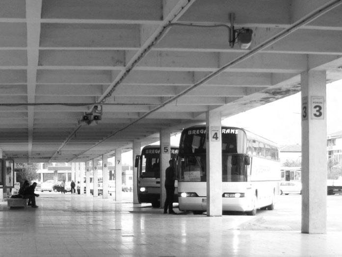 Busbahnhof Mostar