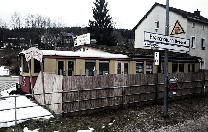 S-Bahn in Breitenbrunn