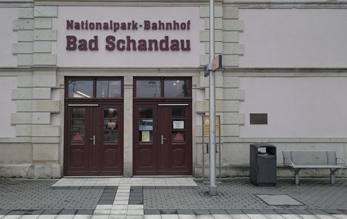 NATIONALparkbahnhof