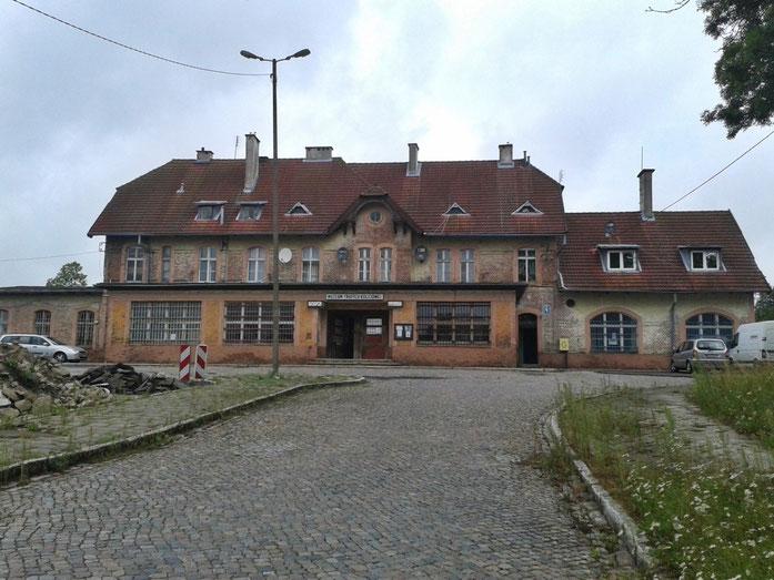 Bahnhof Angerburg