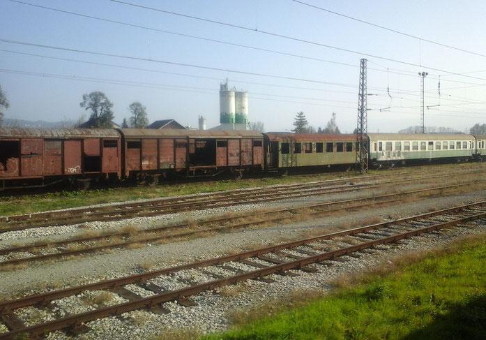 Reichsbahnausbesserungswerk?