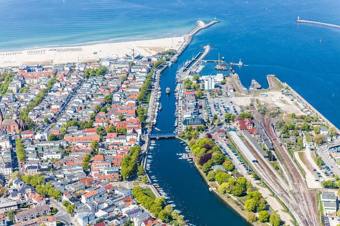 Warnemünde Seehafen; Detektei Rostock, Detektiv Rostock, Privatdetektiv Mecklenburg-Vorpommern