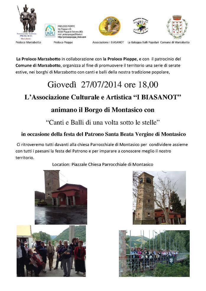 Borgo di Montasico