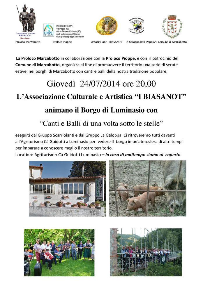 Borgo di Luminasio