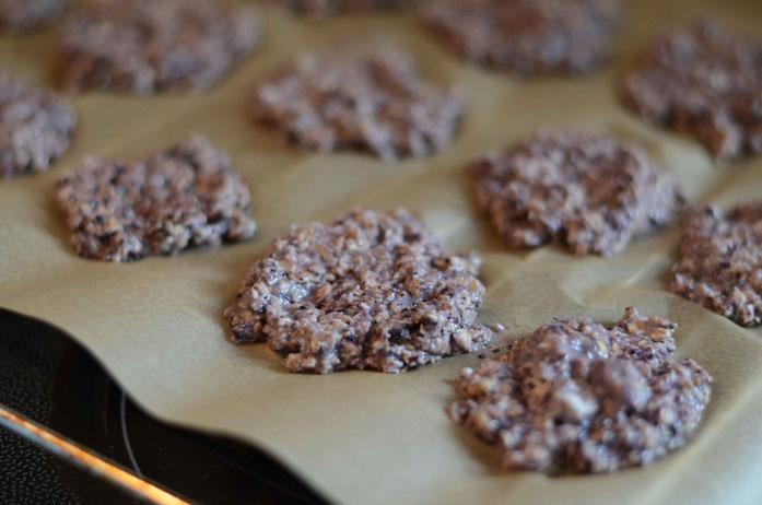 Maqui Havreflarn Cookies