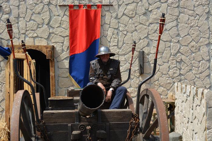 Die Fättmännkes Kanone
