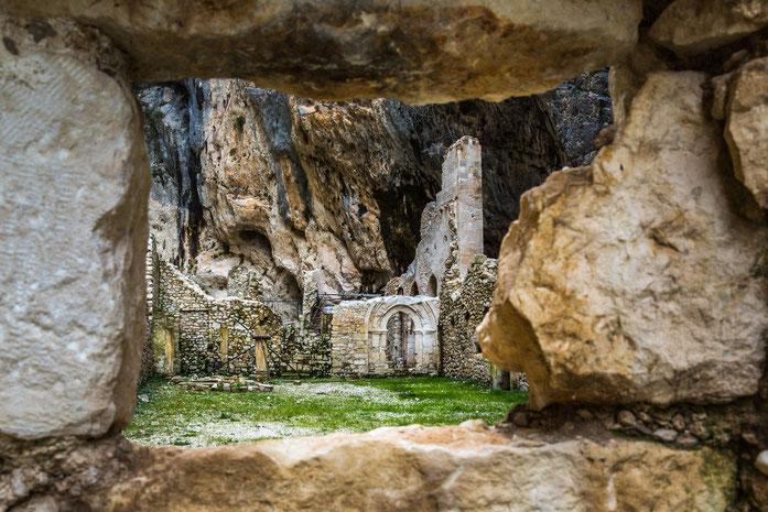 Fara San Martino, monastero di San Martino in Valle