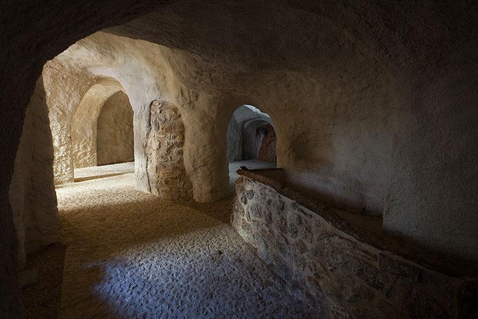 Grotte, San Benedetto in Perillis