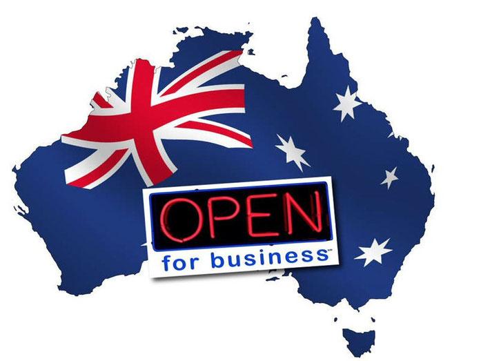visas de negocio - trabajar en australia - vivir en australia - visa para australia