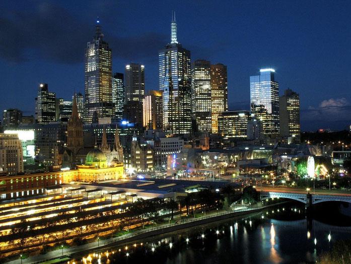 Melbourne - vivir en australia - emigrar a australia