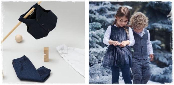 Festbekleidung für ihre Kinder im Wandl´s Gwandl
