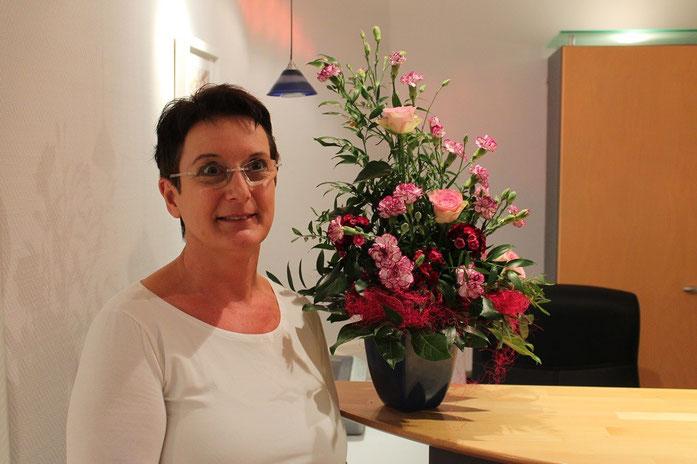 Frau Bute - Zahnmedizinische Fachangestellte (ZFA)