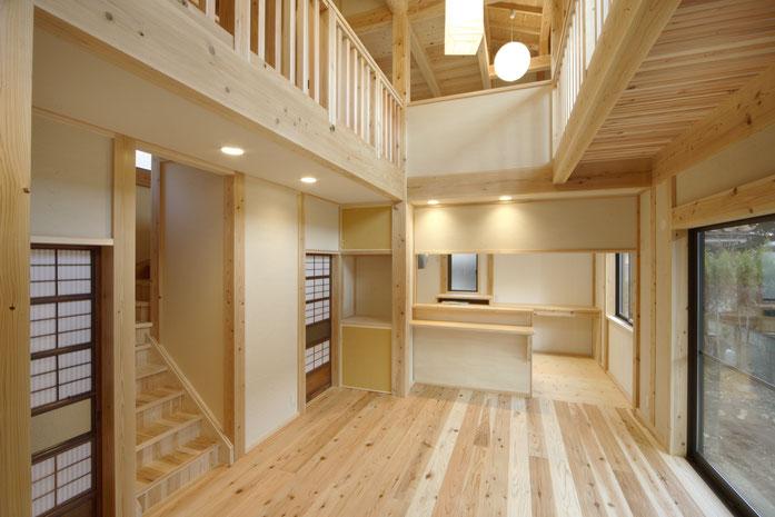 神奈川県で自然素材の家・木の家・注文住宅