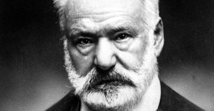 """Der französische Schriftsteller Victor Hugo (1802-1885) verewigte den berühmten Detektiv Vidocq in seinem Meisterwerk """"Les Misérables"""" gleich in zwei Personen: Jean Valjean und Javert."""