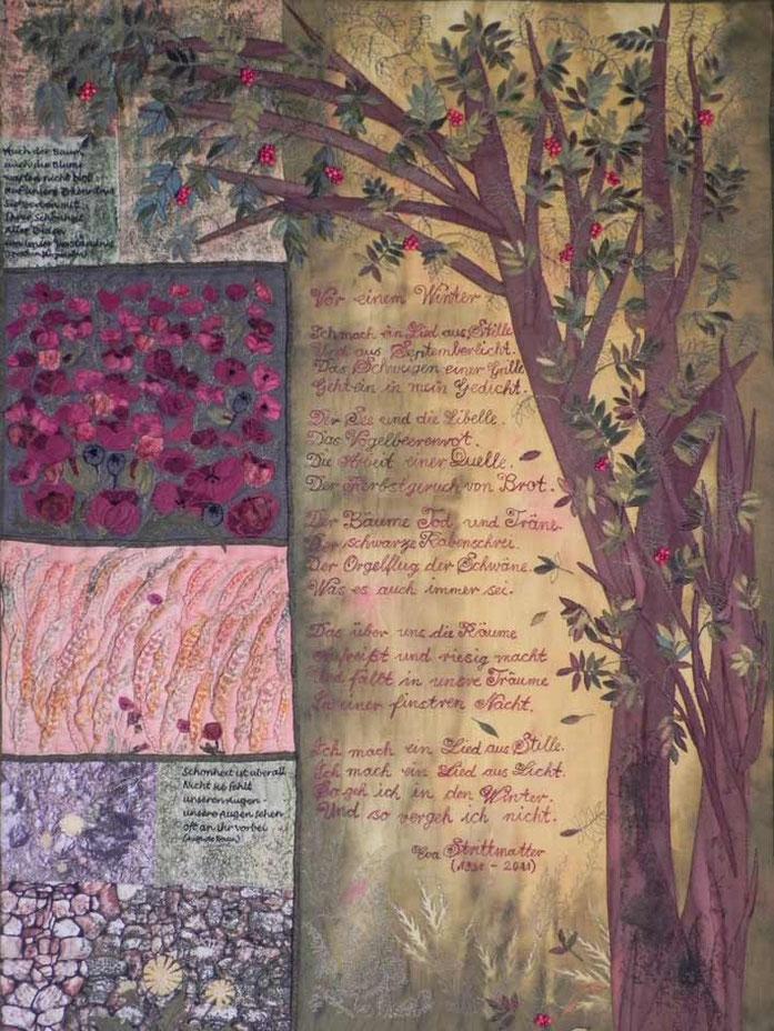 Herbstgedanken (2012) | 60 x 80 cm