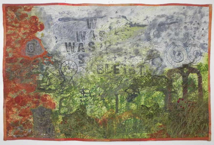 Wohin (2014) | 60 x 48 cm