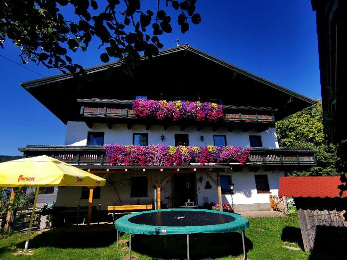 #Schusterbauer, #Koppl, #UrlaubamBauernhof, #Fuschlseeregion, #Schmitzberger