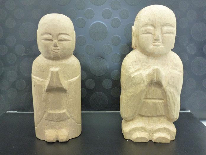 琉球古武道保存会 千葉県支部 彫像