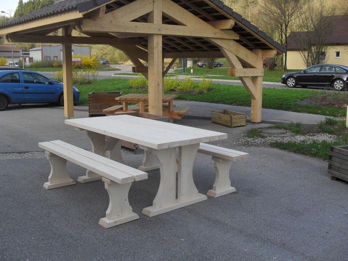 Mobilier de jardin site de valobois39 for Site mobilier jardin