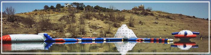 actividades acuáticas para grupos de despedida de solteros en Cordoba
