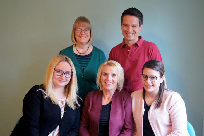 Das Team der Hausarztpraxis Unterjesingen