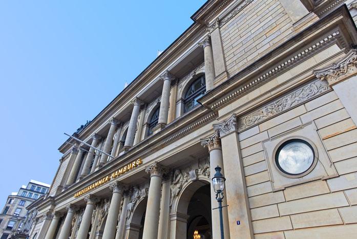Handelskammer und Börse Hamburg; Kurtz Detektei Hamburg