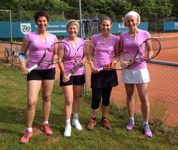 MJC Trier Damen 30 beim Auswärtsspiel in Idar-Oberstein