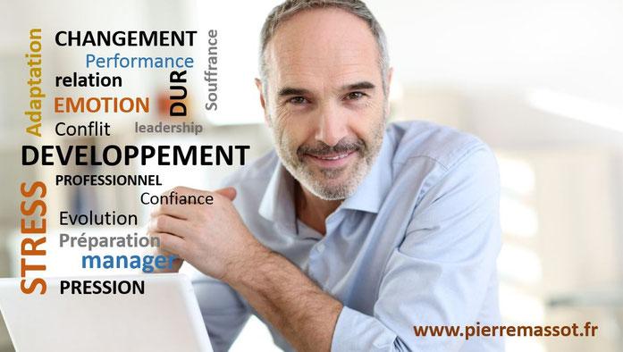 Pierre Massot-Coup de pousse-Coaching- Développement professionnel-Développement personnel