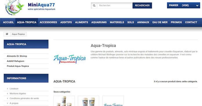 Aqua-Tropica Frankreich