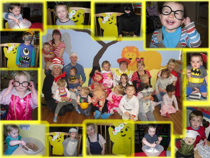 Children In Need - Nov 2012