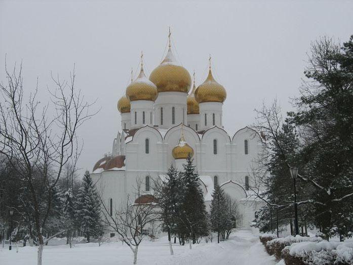 Успенский собор, декабрь 2011, источник: http://www.liveinternet.ru