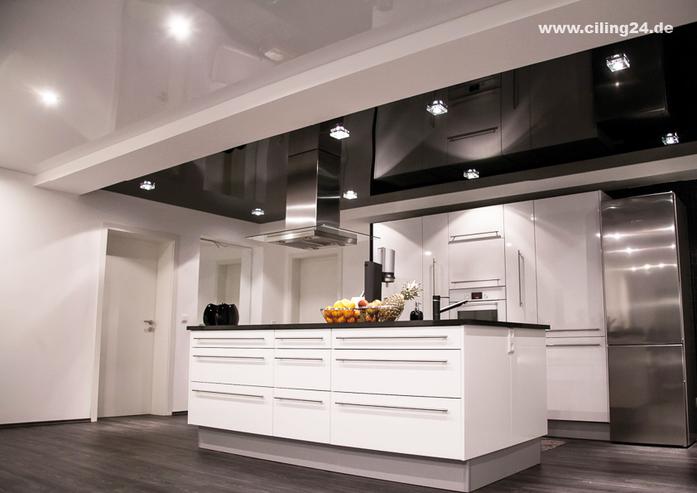 k che essen ciling spanndecken lackspanndecken licht. Black Bedroom Furniture Sets. Home Design Ideas