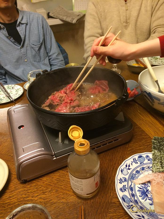 Sukiyaki ... Oishiiiiikatta !!!! :D