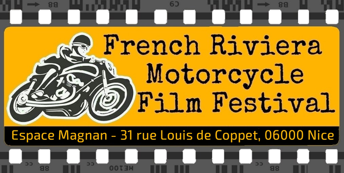French Riviera Motorcycle Film Festival 2018 Image