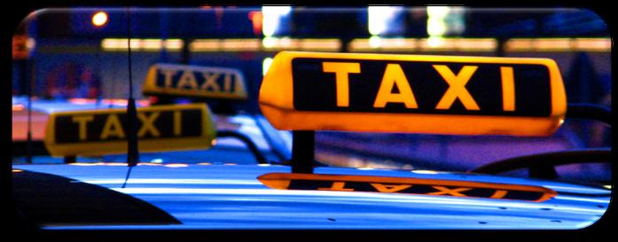 TAXI - BPT Berufsmässiger Personen Transport - Code 121