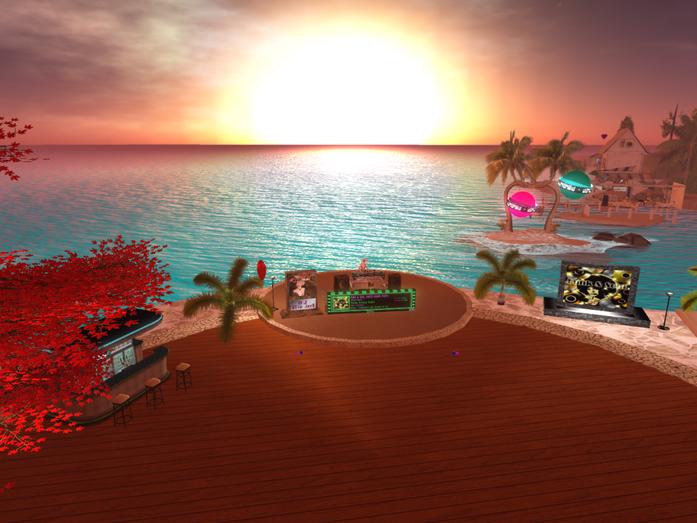 少しビーチのフロアーをリニューアルしました@^^@