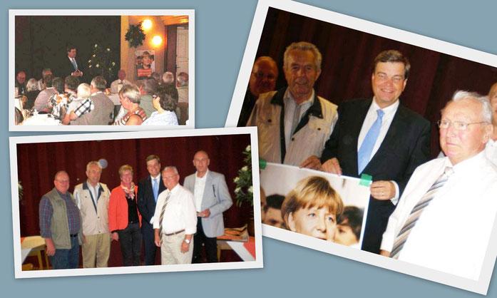 PSts Enak Ferlemann zu Gast bei der Senioren Union Drochtersen