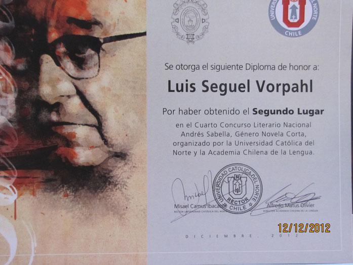 SEGUNDO LUGAR