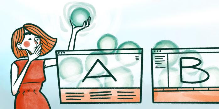 Test per valutare usabilità sito web